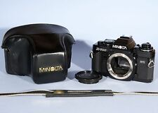 Minolta X-700 MPS 35mm SLR Film Camera Body ** New Seals ** Fully Working