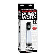 Pump Worx Auto-VAC Power Penis-Enlarger-Pump-Vacuum-Enlargement-Mens-Adult
