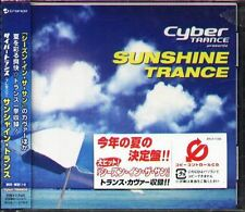 Cyber TRANCE presents SUNSHINE TRANCE - Japan CD - NEW CYBER NATION SYSTEM F