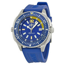Invicta Signature II Blue Dial Mens Watch 7356