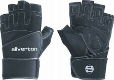 "Silverton Trainingshandschuh ""Power Plus""S-XXL. Krafttraining. Profi Handschuh."