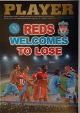 Programm Player UEFA EL 2010/11 SSC Napoli - Liverpool FC