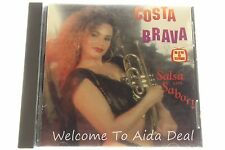 Salsa Con Sabor by Costa Brava (CD Globo-1990)