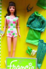 BARBIE 's COUSIN FRANCIE 30TH ANNIVERSARY EDITION NRFB