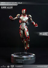 COMICAVE STUDIOS IRON MAN MARK 42 1:12 DIECAST ACTION FIGURE (no bandai figuarts