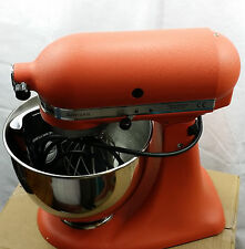 KitchenAid 5 KSM 150 psbcd 4.8l Artisan 5-Quart MIXER CON BASE IN TERRACOTTA nuovo Regno Unito