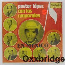 PASTOR LOPEZ Con Los Mayorales DISCOLANDO 1984 Cumbia NEAR MINT En Mexico Latin