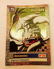 carte Digimon Prism Paillette N 72 Trading Card Gesomon 2000 Digital Monsters FR