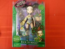 Bratzillaz House of Witchez Victoria Antique Doll Back to Magic