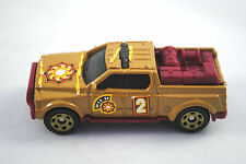 Matchbox 2007 Special SUPPORT 4x4 Pick-up Truck Made for BURGER KING