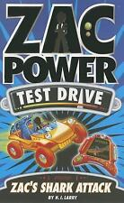 Zac's Shark Attack (Zac Power Test Drive), Larry, H. I., New Books