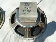 PIONEER CS-A31 WOOFERS (PAIR)