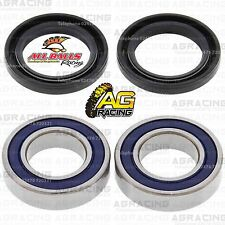 All Balls Front Wheel Bearings & Seals Kit For Suzuki DRZ 400E 2000 Motorcycle