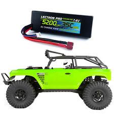Axial 1/10 SCX10 R/C Deadbolt RTR 4WD w/Free 7.4V 5200 LiPo AXI90044
