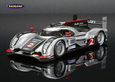 Audi r18 TDI vencedor/winner le mans 2011 Fässler/Lotterer/Tréluyer, Spark 1:43