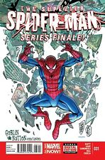 SUPERIOR SPIDERMAN 31 1st PRINT LAST FINAL ISSUE GREEN GOBLIN NM KEY IN STOCK