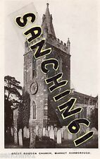 GREAT BOWDEN CHURCH NR MARKET HARBOROUGH LEICESTERSHIRE RP PUBL BOOTS PU 1914