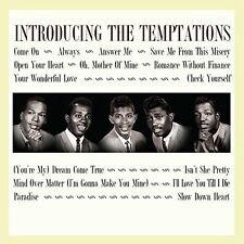 The Temptations - Introducing The Temptations [New CD] UK - Import