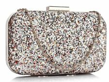 Wedding Purse Clutch Bags Women's Bridals Glittery Evening Bag  323 325