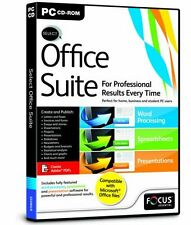 Select Oficina Suite (PC-CD) NUEVO PRECINTADO