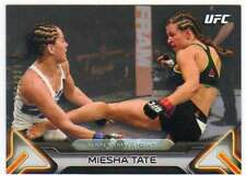 2016 Topps UFC Knockout Silver Parallel /227 #81 Miesha Tate