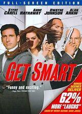 Get Smart (DVD, 2008) - New