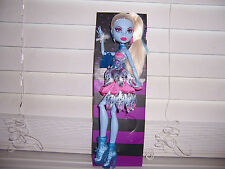 Monster High Dot Dead Gorgeous ABBEY  Party Doll New Loose Walmart EXCLUSIVE