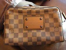 Louis Vuitton Brooklyn Bum Waist Pack Damier Ebene