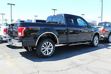 2015 16 F-150 F150 TRUCK CHROME WHEEL WELL FENDER  FLARE MOLDING TRIM (WARRANTY)