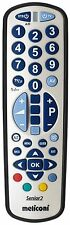 Meliconi 2in1 Universal Replacement Remote Control FREE DELIVERY
