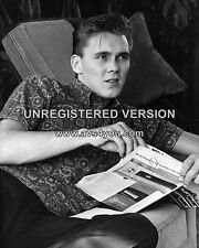 "Billy Fury 10"" x 8"" Photograph no 36"