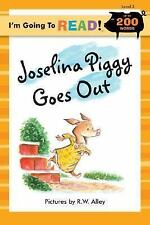 I'm Going to Read(R) (Level 3): Joselina Piggy Goes Out (I'm Going to Read(R) Se