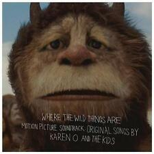 Where The Wild Things Are Original Motion Picture Soundtrack:  Origina ExLibrary