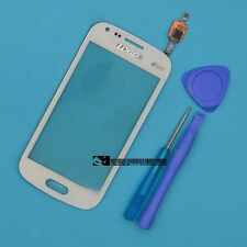 For Samsung Galaxy Dous S7580 white Replacement Touch Screen Digitizer Glass