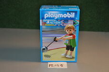 PLM5 playmobil MISB mint in sealed box sports and action set 5200 hamer throwing