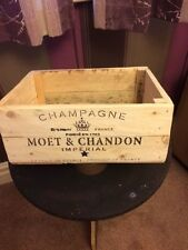Champagne hand made rustic urban chic apple crate/wooden box Many types offered