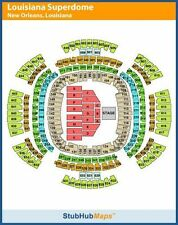 Essence Music Festival Tickets 07/01/16 to 07/03/16 (New Orleans)