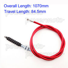 Pit Dirt Bike Clutch Cable For CRF50 CRF70 KLX110 TTR 125 140 150 160 200 250cc