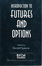 Introduction To Futures And Options by Spence Donald - Book - Paperback