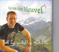 Kees van den Heuvel-Ik Ben Verliefd Op Gabriella cd single