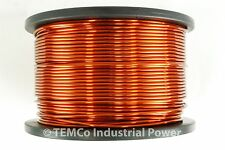 Magnet Wire 14 AWG Gauge Enameled Copper 10lb 790ft 200C Magnetic Coil Winding
