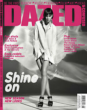 DAZED & CONFUSED 8/2006 RACHEL ALEXANDER Hannelore Knuts SUZANNE DIAZ Lily Allen