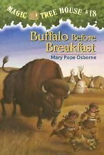 Buffalo Before Breakfast (Magic Tree House #18) Osborne, Mary Pope Paperback