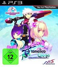 Sony PS3 Playstation 3 Spiel ***** Ar Tonelico Qoga Knell of Ar Ciel ****NEU*NEW