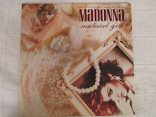 "1985 Madonna–Material Girl 12"" EP M/EX  Sire ‎– 0-20304"