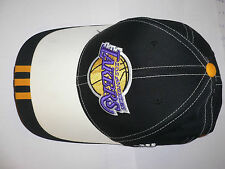 NBA Los Angeles Lakers Cap Hat by ADIDAS Official Team Headwear One Size