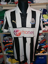 NEWCASTLE UNITED 2012/2013 HOME SHIRT SIZE XL PUMA JERSEY CAMISETA  (g113)