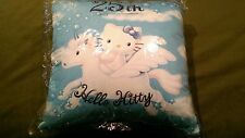 NIB Hello Kitty Sanrio 25th Anniversary Throw Pillow Square Cushion