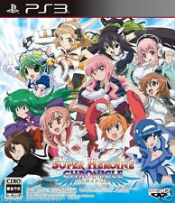 Used PS3 Super Heroine Chronicle  SONY PLAYSTATION 3 JAPAN JAPANESE IMPORT