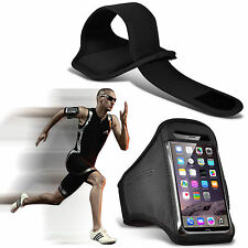 RUNNING FITNESS GYM SPORTS ARMBAND CASE COVER FOR VARIOUS SAMSUNG PHONES